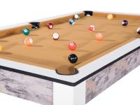 Billard Brooklyn convertible en table à manger - 8 personnes - design Atelier (3)